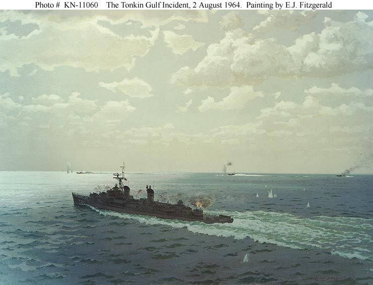 Gulf of tonkin analysis essay