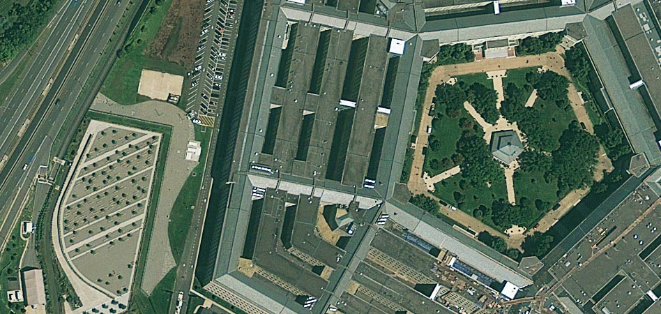 Declassified Documents Trace US Policy Shifts On Use Of - Detailed satellite imagery