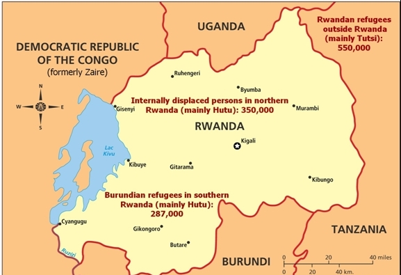 The Rwandan Refugee Crisis Before the Genocide