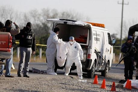 Taking down Zetas cartel leaders alarming violence Mexico ...  |Zetas Violence