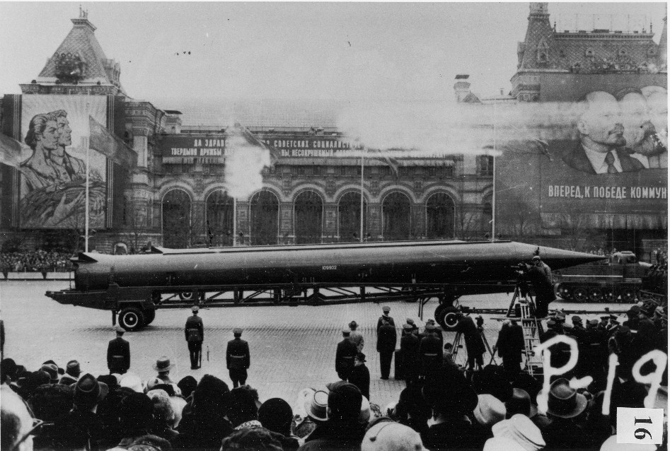 Cuban Missile Crisis and Soviet Russia?