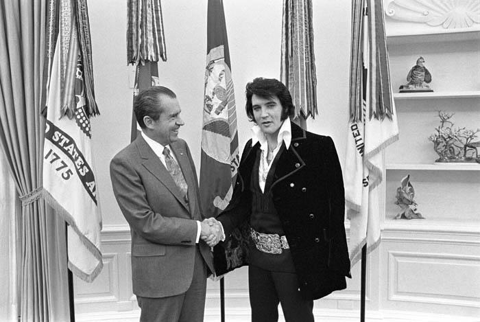 Nixon-Presley Meeting