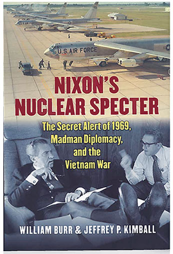 Nixon, Kissinger, and the Madman Strategy during Vietnam War