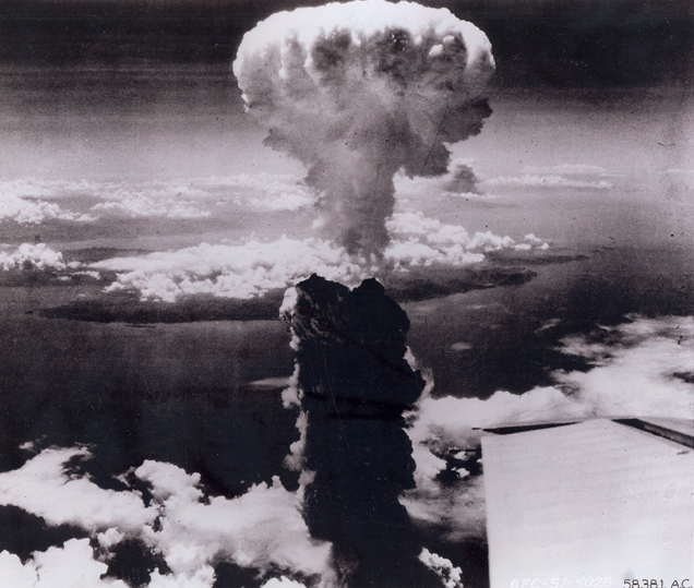 the development and usage of the first atomic bombs In august 1945, the us dropped atom bombs on hiroshima and nagasaki   asked by the japanese navy to develop an atomic bomb during the war   centrifuge apparently to be used for the study of uranium enrichment.